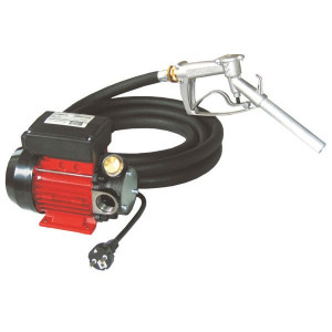 Pompe à gasoil 4800L/H 230 V (GT48 N)