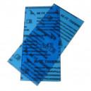 Verre incolore de soudage 105 x 50 anti adhérent