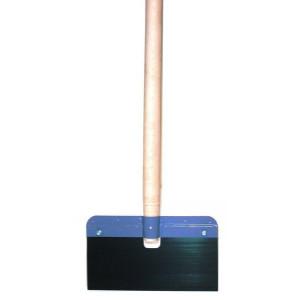 Grattoir à lame boulonnée 300 avec manche en bois