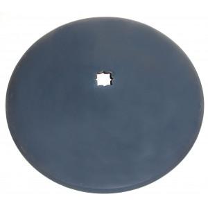 Disque de cover crop carré de 31 lisse diamètre 610 épaisseur 6