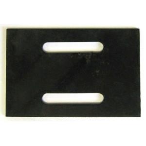 Grattoir métallique de rouleau packer QUIVOGNE / MORRA