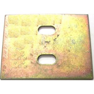 Grattoir métallique de rouleau packer SICMA GM Ref g80110 ORIGINE