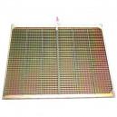 Demi grille inférieure CZ/1 CLAAS 1273x760 mm