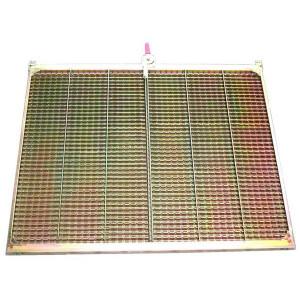 Demi grille supérieure CZ/2 CLAAS 1745x765 mm