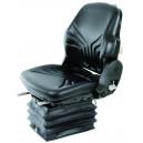 Siège pneumatique GRAMMER COMPACTO COMFORT W en PVC MSG93/721 ref 1053271
