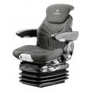 Kit siège GRAMMER Maximo Professional 12v tissu avec suspension latérale Ref 1288547