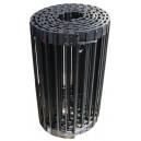 Contre chaine 127 barreaux pas de 50 fermeture par charnière pour machine MATROT M41
