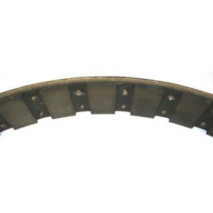 Bande caoutchouc crantée type N L60 Pas 40 EA32 mm