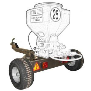 Chariot pour saleuse électrique T11 Delimbe