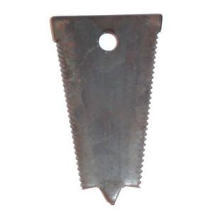 Contre plaque doigt Ref 80333318 NEW HOLLAND ORIGINE