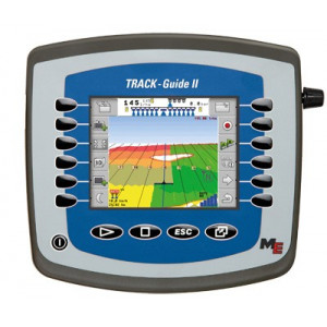 Barre de guidage GPS Muller Elektronik Track Guide 2 avec port USB