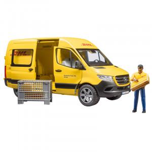 MERCEDES BENZ Sprinter DHL avec chauffeur