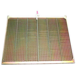 Grille inférieure GR/E CASE IH 1158x1217 mm