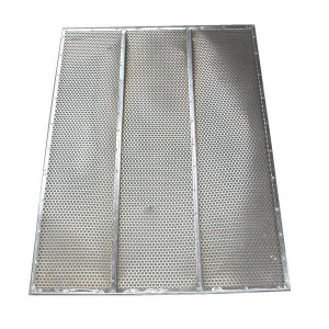 Grille inférieure à trous LAVERDA 1375x1293 mm