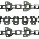 Jeu de 3 chaînes de convoyeur N° 6 CLAAS DOMINATOR 86-96-98 renforcé/4