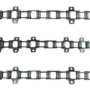 Jeu de 3 chaînes de convoyeur N°16 JD 1174-1177-1188