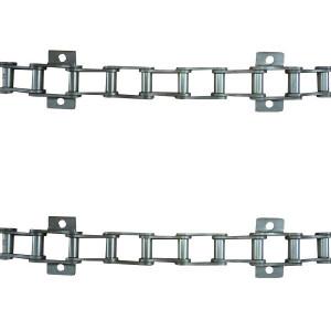 Jeu de 2 chaînes de convoyeur N°12 LAVERDA /FIAT 3400-3500-3550 2ch.-long