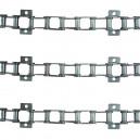 Jeu de 3 chaînes de convoyeur N°12 LAVERDA /FIAT 3400-3500-3550 3ch.long