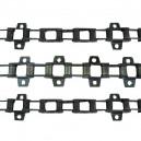 Jeu de 3 chaînes de convoyeur N° 2 NH tc54-56 (32bar)