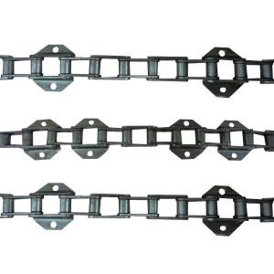 Jeu de 3 chaînes de convoyeur N°14 NH tx 62 a 67 grande eq.