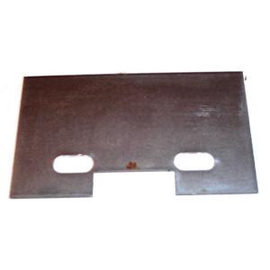 Renfort de palette de chaîne élévatrice MB dimensions : 120 × 70 - EA : 80