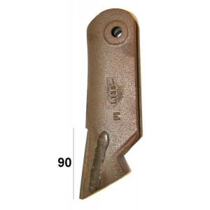 Pointe de semoir HORSCH au Carbure AgriCarb SMH0262