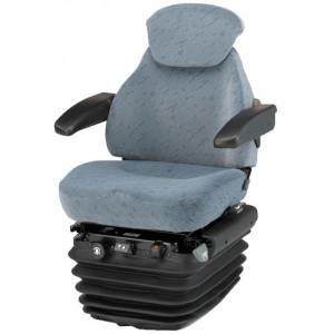 Siège KAB/SEATING 85E6 tissu à suspensions pneumatiques