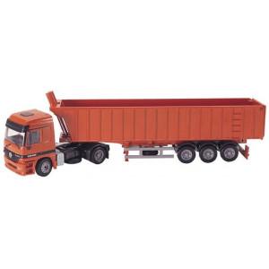 Camion MERCEDES ACTROS avec benne basculante