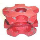 Noix acier coulé ALB. D44