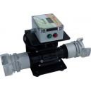 Compteur d'eau et d'engrais liquide électronique avec écran tactile DN50
