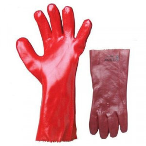 Paire de gants pétrolier PVC