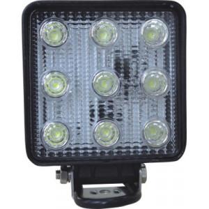 Phare de travail carré à LED