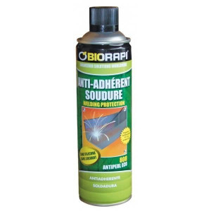 Aérosol anti - adhérent soudure antiperl écologique - 400 ML
