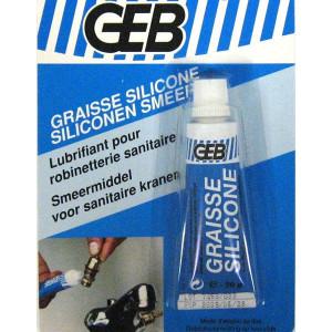Graisse silicone pour lubrification pièces de pulvérisateur