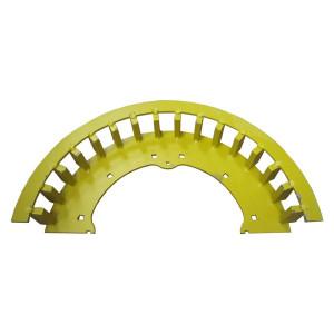 Demi-roue d'entrainement de tapis circulaire pas de 50 ROPA Ref 121538 / 120153801
