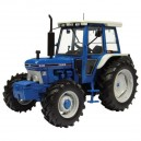 Tracteur FORD 6410 4 roues motrices
