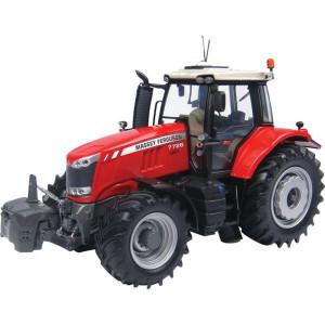 Tracteur MASSEY FERGUSON 7726 de 2015