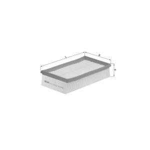 Filtre à air Mahle LX933/2