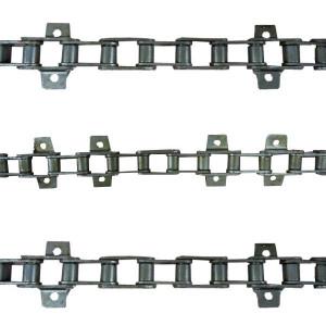 Jeu de 3 chaines de convoyeur N°18 JOHN DEERE 9540/9560/9580(i) WTS 9780(i) CTS C670 T550/560 W540/550 (CA550H)