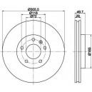 Disque Pagid 8DD 355 108-951 54160PRO avant