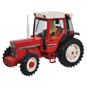 Tracteur CASE IH 845 XL 4 roues motrices