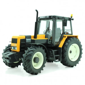 Tracteur RENAULT 120.54 t2 4 roues motrices